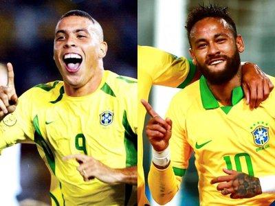 El emotivo mensaje de Ronaldo para Neymar
