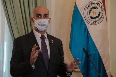 COVID-19: ministro de Salud pidió sensatez y prudencia a la ciudadanía