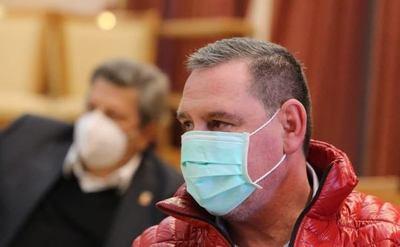 Corte rechaza reabrir causa contra el senador Javier Zacarías Irún