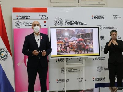Central registra aumento de casos de coronavirus y se convierte en epicentro
