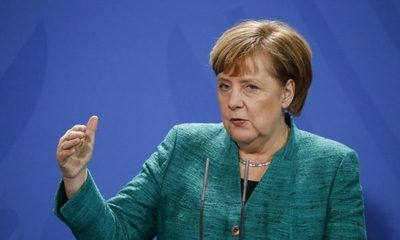 Merkel reitera que el acuerdo con Londres tiene que ser justo para todos