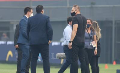 HOY / Libertad define su avance en Copa con el arbitraje de Néstor Pitana