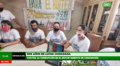 Dos años de lucha ciudadana en Concepción
