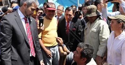 La Nación / Campesinos no logran condonar sus deudas, pero firman acuerdo con el Gobierno