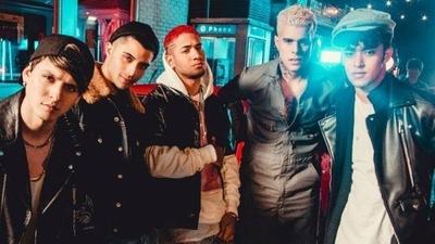"""HOY / La banda juvenil latina CNCO anuncia nuevo disco con """"clásicos del pasado"""""""