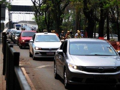 Ingresaron unos 3.500 vehículos en el primer día de apertura del Puente