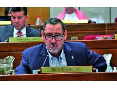La Corte confirma blanqueo al senador Zacarías Irún