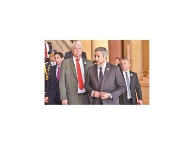 Concordia pretende  cuoteo en movidas  dentro del  Gabinete