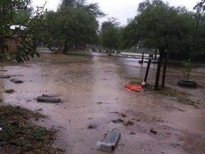La lluvia caída en el Chaco trajo   tranquilidad tras 7 meses de sequía