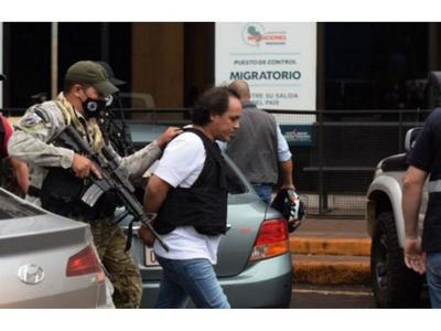 Expulsan a ex policía militar brasileño