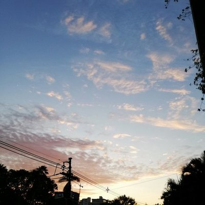 Viernes fresco a caluroso y con algunos chaparrones, prevé Meteorología