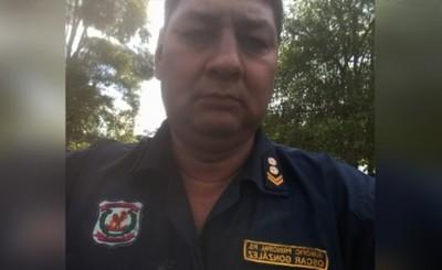 Suboficial es imputado por tenencia de droga y declaran su rebeldía