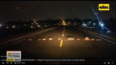 Tibia reacción de la Policía ante denuncias de intentos de asalto en la Costanera