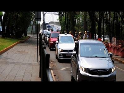 Ingresaron unos 3.500 vehículos en el primer día de apertura del Puente en CDE