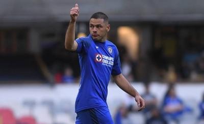 HOY / Pablo Aguilar está listo para reaparecer con el Cruz Azul