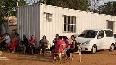Repudian intención de retirar telecentro del refugio de COPACO