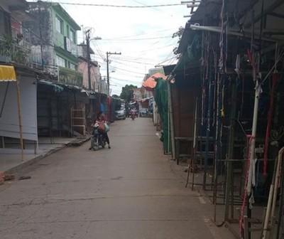 Crítica situación en Nanawa por cierre de frontera