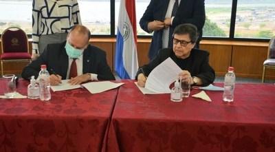 Poder Ejecutivo suscribe acuerdo con campesinos: No habrá condonación de deudas