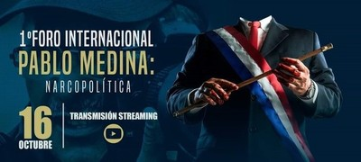 Realizan primer Foro Internacional Pablo Medina