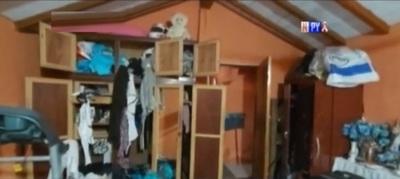 Delincuentes desvalijan una vivienda en Acaháy – Prensa 5