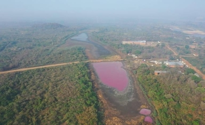 HOY / Sequía afecta a Laguna Cerro de Limpio