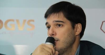 """La Nación / Sequera: """"Si uno viene de una zona de riesgo, debe cuidar a sus familiares"""""""