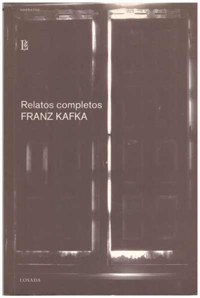 Relatos completos de Kafka