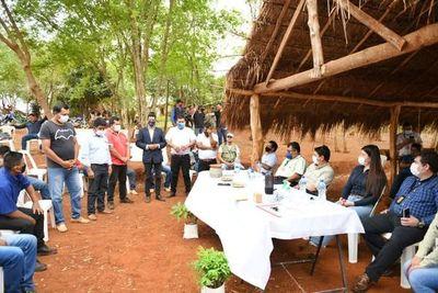 Promueven agricultura familiar en comunidades indígenas