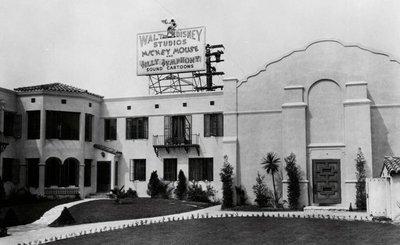 97 años del nacimiento de Disney