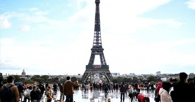 La Nación / París se prepara para el toque de queda por COVID-19