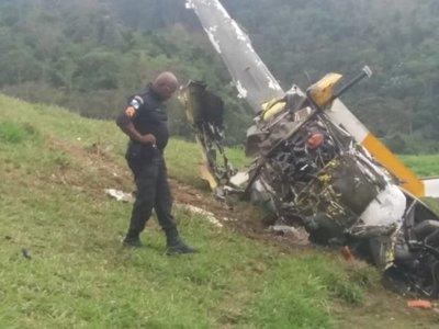 Paraguayo murió en accidente de helicóptero en Brasil