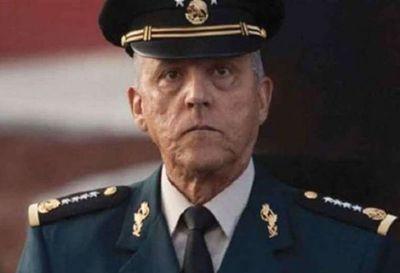 Detienen en EEUU a exministro mexicano de Defensa Salvador Cienfuegos