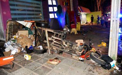 Nieto del difunto senador Chiola habría protagonizado accidente fatal en estado etílico