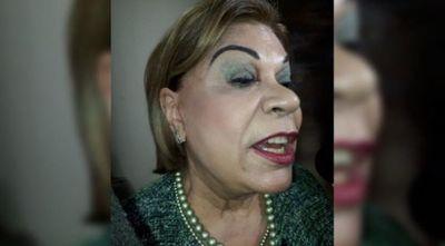 Escrachan a Gladys Bareiro de Módica durante inauguración de nuevo edificio judicial