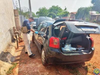 Detienen a un robacoche en Luque y recuperan vehículo robado en Asunción •