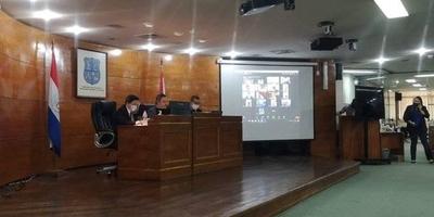 HOY / La Junta Municipal de Asunción otorgó permiso al concejal liberal, Augusto Wagner