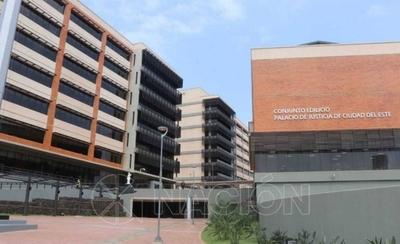 HOY / Inauguran nuevo Palacio de Justicia de CDE en el cumpleaños de la ministra Bareiro de Módica