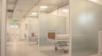 En Pedro Juan Caballero habilitan Hospital de contingencia con 32 camas