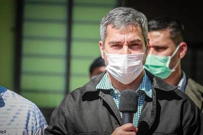 """""""Mientras que no se recupere a Denis con vida, no se puede hablar de resultados""""- Mario Abdo"""