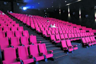 Vuelve el cine desde el 12 de noviembre