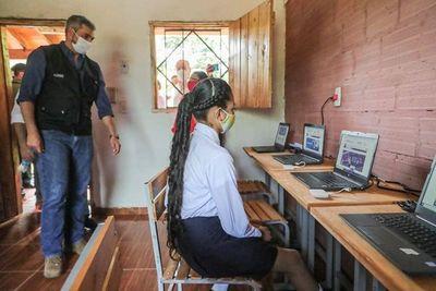 Inauguración de obras para 13 instituciones educativas de Concepción