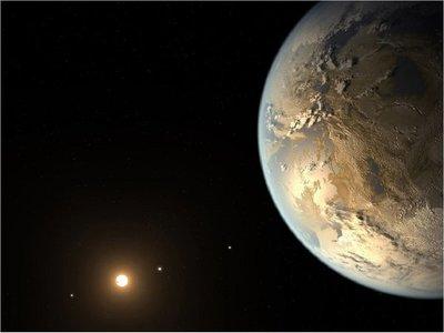 Descubren 2 exoplanetas desde un telescopio establecido en México