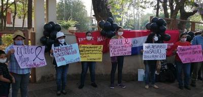 "Integrantes del Partido Paraguay Pyahurã lanzan campaña ""Octubre Negro"" – Prensa 5"