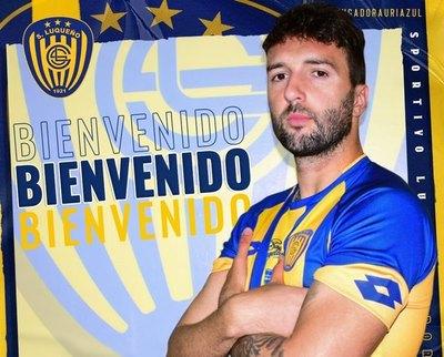 Luqueño incorpora a dos futbolistas: un uruguayo y otro paraguayo