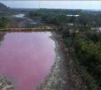Limpio: Sequía afecta seriamente a Laguna Cerro