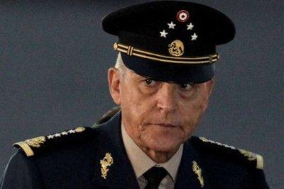 El secretario de Defensa de Peña Nieto enfrenta cinco cargos por narcotráfico y será trasladado a Nueva York