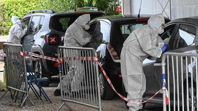 Alarmante expansión del coronavirus en Europa