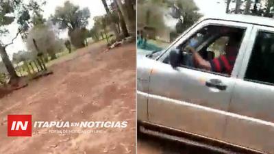 IMPUTADO POR S/ VIOLENCIA FAMILIAR EN TRINIDAD NIEGA VIOLACIÓN DE MEDIDAS
