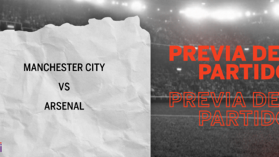 Por la Fecha 5 se enfrentarán Manchester City y Arsenal