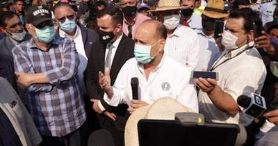 La Nación / Acercamiento de Salomón al FG genera desconfianza en la ANR